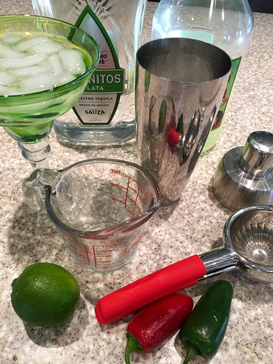/Recipe:/ Jalapeno Margarita