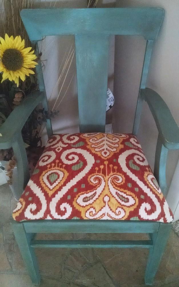 Making something new again - renewed chair